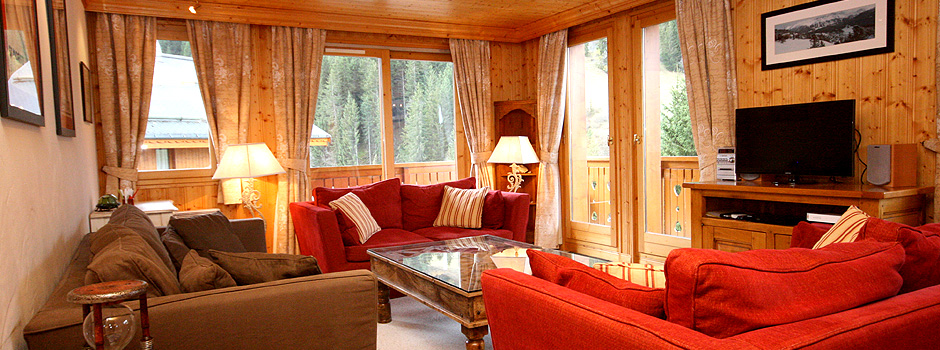 Grand Duc3, Piste side Meribel, sleeps 8 - available for Christmas