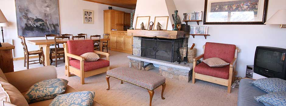 Sabot de Venus  - Sleeps 6, Meribel Rond Point des Pistes