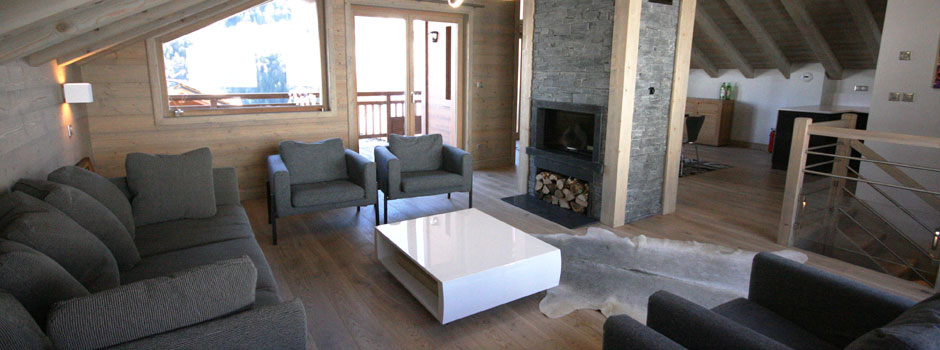 Sierra Lodge, sleeps 10, self catered Chalet, Les Allues